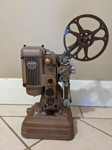 Vintage Ampro Imperial Silent 16mm Precision Film Movie Projector