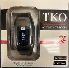 *NEW* TKO TK9005 BLUETOOTH ENABLED ACTIVITY TRACKER FOR IPHONE & ANDROID