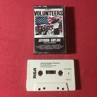 Jefferson Airplane - Volunteers > Reissue:RCA Victor AYK1-3867 Cassette EX copy