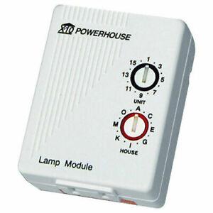 SEALED X-10 Powerhouse Lamp Module LM465