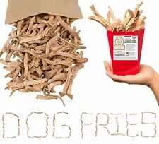 Wag Haus Sweet Potato Fries for Dogs Vegan & Gluten-Free Dog Treats Made in USA
