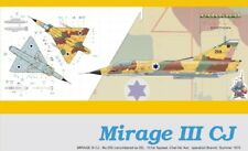 EDUARD 1/48 Mirage III CJ No.259 Fighter 1970 (Wkd Edition Plastic Kit) EDU8494