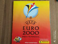 Panini Euro 2000 EM 00 * Empty Album EMPTY ALBUM GOOD CONDITION