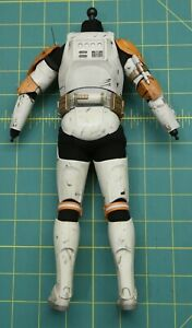 Hot Toys MMS524 Commander Cody Armored Body and Pegs Revenge of the Sith