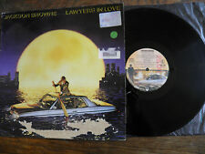 Jackson Browne Lawyers in love disque vinyle 33 tours LP
