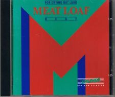 Meat Loaf For Crying Out Loud (Best of) Zounds CD RAR