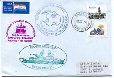 1990 Polarstern Wegener Institut Cape Town Totable Bay Bremerhaven Polar Cover