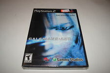 Galerians Ash Sony Playstation 2 PS2 Video Game New Sealed