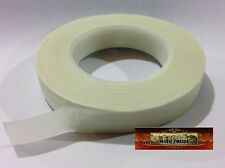 M00004x5 MOREZMORE White Floral Tape 5 Rolls Adhesive Stretch Doll Armature Wrap
