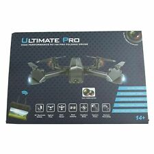 Drone Ultimate Pro High Performance RC-HD Pro Folding Drone.  New. Unused.