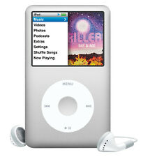 Apple iPod Classic 7th Generation 160 GB Silver