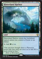 Hinterland Harbor x1 Magic the Gathering 1x Dominaria mtg card