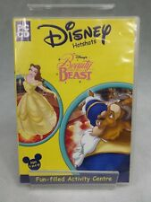 Disney Hotshots PC-CD Age 4+ Beauty & the Beast  Fun Filled  Activity Centre