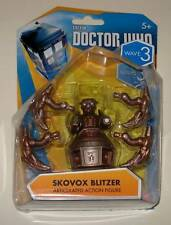 DOCTOR WHO Wave 3 SKOVOX BLITZER  Action Figure  Mint in Pack
