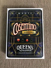 Queens Slipper Cosentino Magic Marked Playing Cards