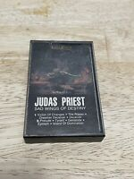 "Judas Priest  ""Sad Wings of Destiny"" Cassette Tape (RCA)"
