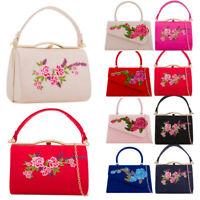 LeahWard Women's Clutch Bag Top Handle Handbag Pearl Evening Case Bags