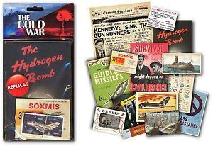 Cold War nostalgic memorabilia pack (mp)