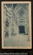 2220.-CUENCA -Catedral: Capilla de los Caballeros.