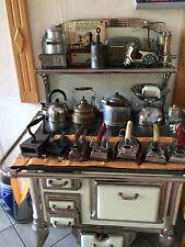 Küchenherd Küchenhexe Sparherd Ofen Herd Kamin Kauert Antik