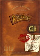"Who Framed Roger Rabbit Movie Poster Kiss Mini 11""X17"""