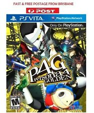 Persona 4 Golden PS Vita Game Brand New In Stock From Brisbane