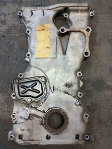 OEM 04-06 Acura TSX Timing Chain Cover 2.4L 11410-PPA-000 K24A2 CL9
