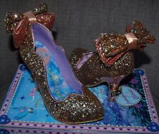 Irregular Choice Disney Cinderella Gracious Dreamer Light Up Glitter Heels 36 EU