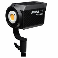 Nanlite Forza 60 LED Monolight 12-2022 ULTRA BRIGHT OUTPUT COLOR PERFECTION  NEW