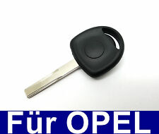 Car key blank enclosure for Opel Astra Combo Corsa Meriva Omega Tigra