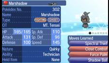 Pokemon Movie 20: Marshadow