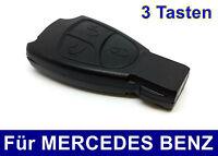 3Tasten AutoSchlüssel Gehäuse für Mercedes Benz W168 W202 W203 W208 W210 W211