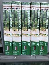 "NEW 5 Boxes Deckorators 26"" Classic Round Copper Aluminum Deck Baluster 10 pack"