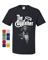 The Dogfather Funny T-Shirt Parody Dog Lovers Pet Best Friend Tee