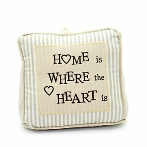 Door Stopper Soft Fabric Weighted Room Doorstop Stay Home Decor Gifts