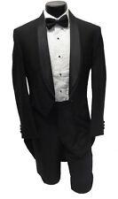 36XL NEW Mens Oscar de la Renta Tuxedo Tailcoat Mardi Gras Long Tails Costume