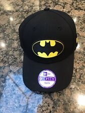 de2c5a91 New Era Kids 9FORTY Batman Baseball Cap - Comic Character - Grey