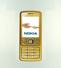 Nokia 6300 -Gold (Unlocked) Mobile Phone Excellent looks