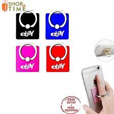 Promotional Metal Smartphone Ring Holder Laser Engraved w/ Logo / Name 100 QTY