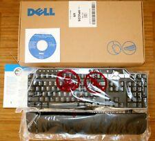 Dell OEM Wireless Multimedia Keyboard Palmrest PU235 GM952 Bluetooth English NEW