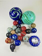 Lot of 22 Bakugan Battle Brawlers including 2 Large ( No Cards )