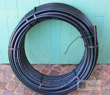 """1,12 €/m Wasserrohr Wasser PE- Wasserleitungsrohr PE- Rohr 1/2"""", 20 mm 25 Meter"""