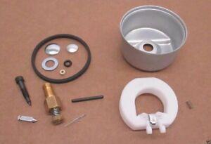 Genuine Tecumseh 632347 Carburetor Repair Kit 631700 Bowl 632019A Float OEM