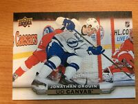 UPPER DECK 2015-2016 SERIES ONE JONATHAN DROUIN CANVAS HOCKEY CARD C-79