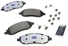 Disc Brake Pad Set-Metallic Disc Brake Pad Rear Magneti Marelli 1AMV201068