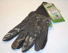 Primos Sure Grip Mossy Oak Camo Cotton Hunting Gloves 6392
