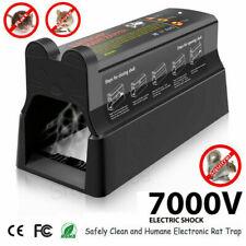 2019 Electronic Mouse Rat Trap Rodent Killer Mice Zapper Pest Control Us Plug
