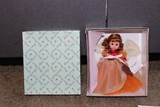 """Madame Alexander Baby Doll new in box Fall Angel 7.5"""" tall #28360 Collectible"""