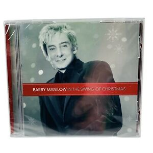 Barry Manilow In The Swing Of Christmas NEW Music Audio CD 2007 Arista Records