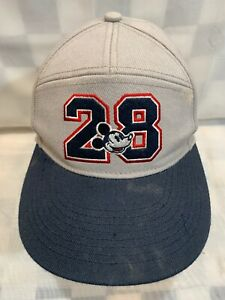 MICKEY MOUSE #28 Disney Snapback Youth Cap Hat
